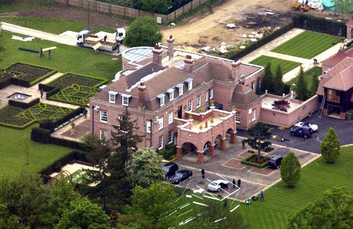 17 năm đổi nhà 'xoành xoạch' của Beckham - 5