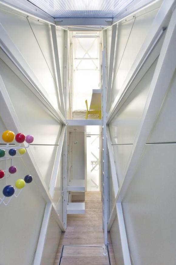6 ngôi nhà tí hon có thiết kế siêu đẹp trên thế giới 4