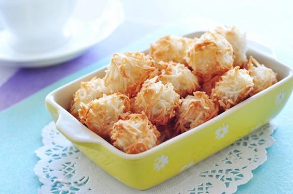Bánh dừa,bánh ngon,cách làm bánh,thơm giòn,bùi ngậy,màu sắc.