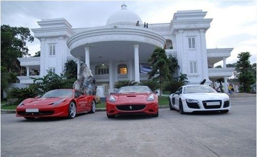 các chàng rể giàu có,sao Việt lấy chồng giàu,sao Việt giàu,độ độ giàu của sao Việt