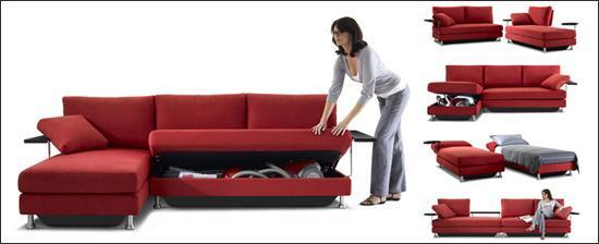 3 mẫu sofa đa năng thích hợp cho nhà chật 6