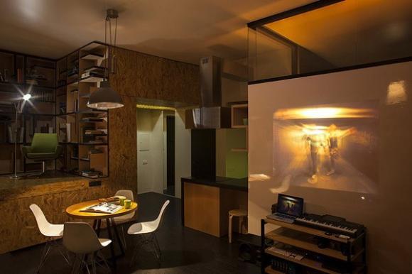 alex 20 14  iimi jpg width 60011 Chia sẻ ý tưởng mới trong thiết kế bếp và thư viện sách