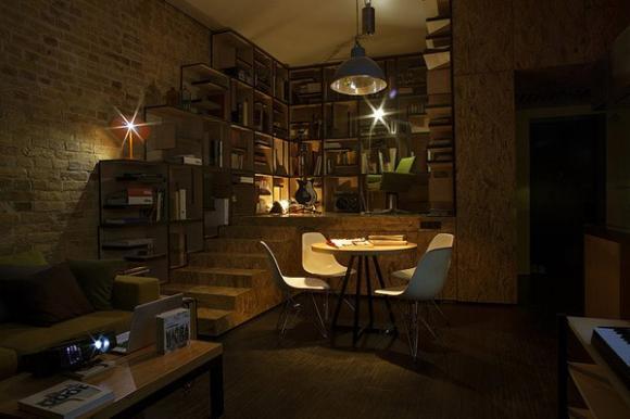 alex 20 15  latx jpg width 60012 Chia sẻ ý tưởng mới trong thiết kế bếp và thư viện sách