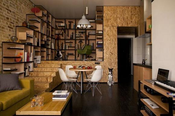 alex 20 2  cvzg jpg width 6000 Chia sẻ ý tưởng mới trong thiết kế bếp và thư viện sách