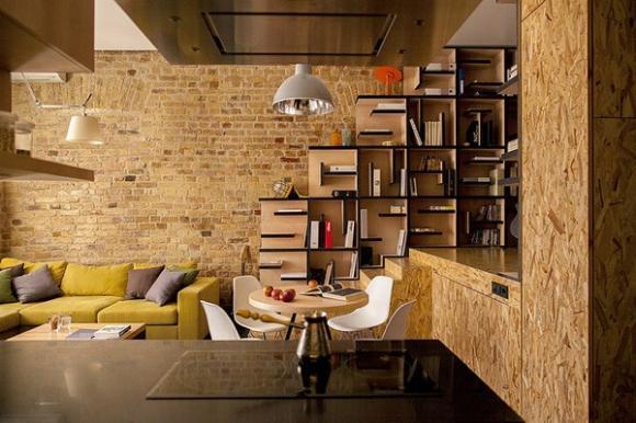 alex 20 7  bfhn jpg width 6006 Chia sẻ ý tưởng mới trong thiết kế bếp và thư viện sách