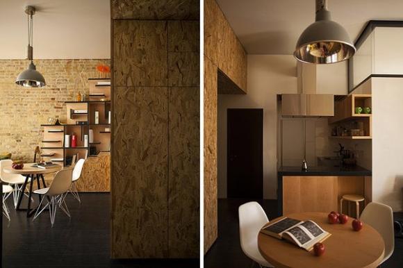 alex 20 8  gsar jpg width 6005 Chia sẻ ý tưởng mới trong thiết kế bếp và thư viện sách