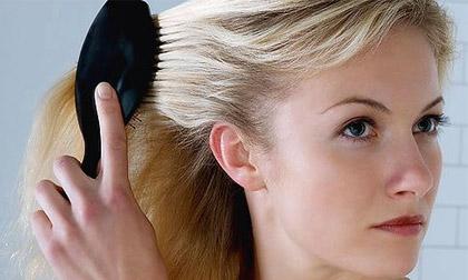 tuần suất gội đầu, gội đầu, tóc khô, tóc tơ, tóc đẹp
