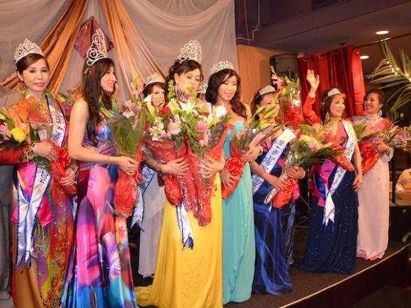 Cuộc thi Hoa hậu Phụ nữ người Việt Thế giới,phụ nữ gốc việt,Hoa hậu được yêu thích nhất,Lê Xuân Lộc