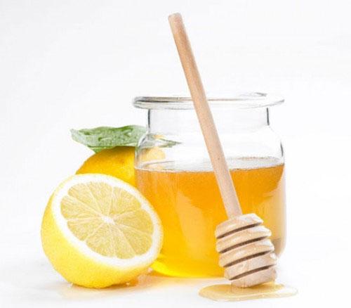 Giảm cân hiệu quả bằng nước chanh và mật ong