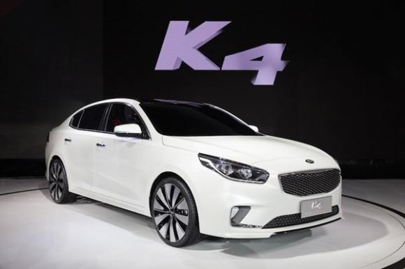 Xe đẹp,xe Kia,sắp trình làng,Hàn Quốc,Bắc Kinh,bán tại Trung Quốc.
