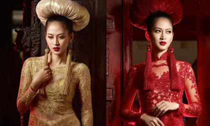 Miss Áo dài Việt Nam World 2017, thí sinh miss áo dài,ông trùm chân dài vũ khắc tiệp