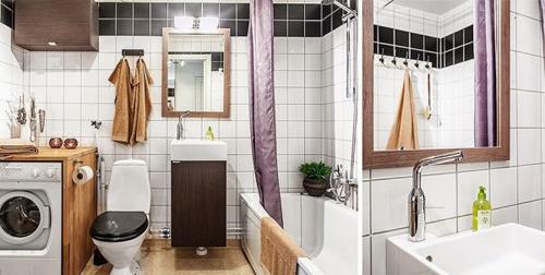 1396661336 9 jpg8 Tham quan bên trong căn hộ 40m2 màu trắng đầy đủ tiện nghi