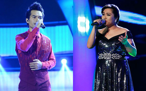 Vietnam Idol 2013,Minh Thùy,Nhật Thủy,Ya Suy