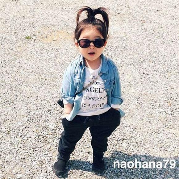 Cô bé,Shuri,nước Nhật,sành điệu,gây sốt,cư dân mạng,style không hàng hiệu.