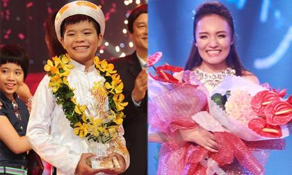 Quang Anh, bạn gái Quang Anh, Quang Anh có bạn gái, Quán quân Giọng hát Việt nhí