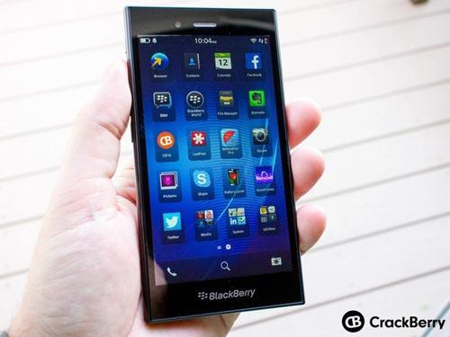 Điện thoại,BlackBerry Z3,về Việt Nam,tháng 7,thông minh,đẹp,sành điệu