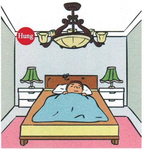 14 điều tối kỵ cấm quên trong phòng ngủ 14
