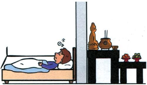 14 điều tối kỵ cấm quên trong phòng ngủ 9