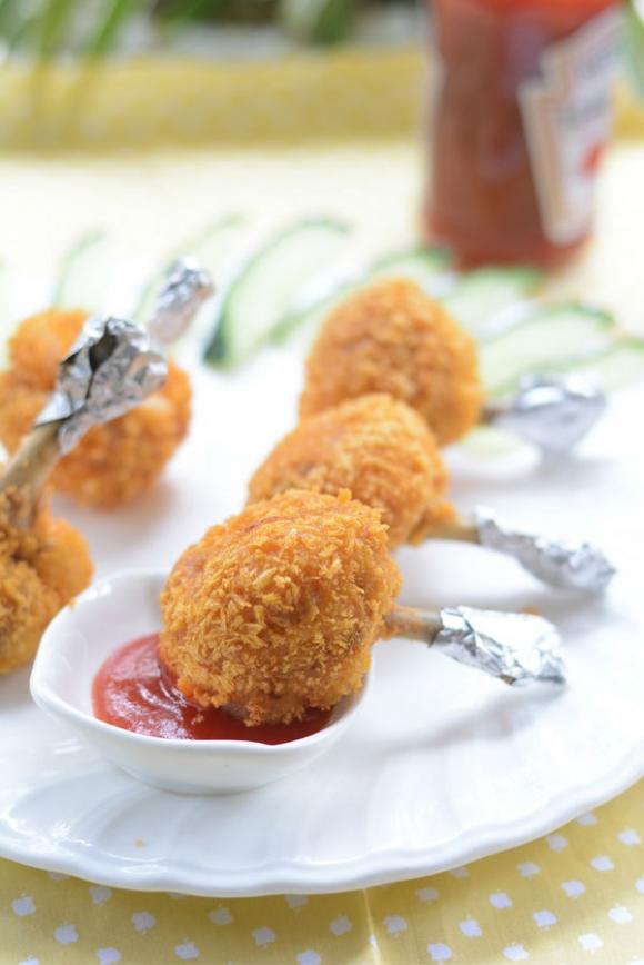Món ăn ngon,cuối tuần,cánh gà chiên,thơm ngon,tuyệt vời