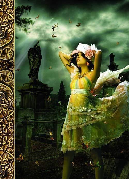 Võ Hoàng Yến,mới vào nghề,sành điệu,ấn tượng,sến sẩm,gu thời trang.