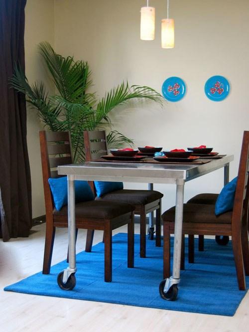 noithatnhatrongmuahedungmaugithilytuong 20 2  aqcu jpg width 6303 Thiết kế nội thất cho nhà ở mùa hè: Màu gì lý tưởng?