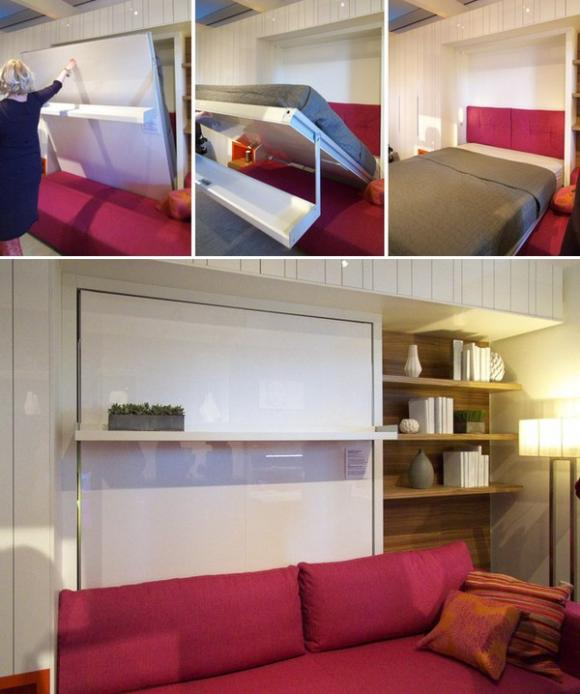 giuong am chiec chia khoa vang cho khong gian song nho jpg0 Thiết kế giường âm   chiếc chìa khoá vàng cho không gian sống nhỏ