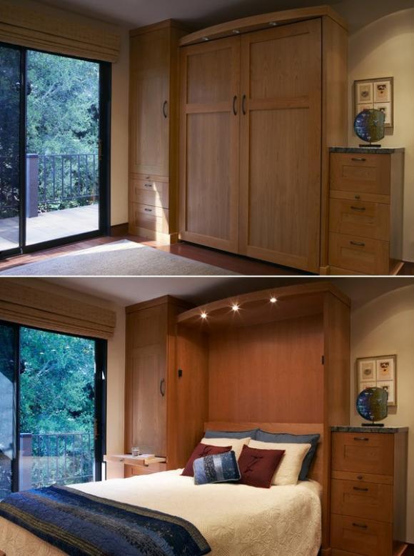 giuong am chiec chia khoa vang cho khong gian song nho jpg1 Thiết kế giường âm   chiếc chìa khoá vàng cho không gian sống nhỏ