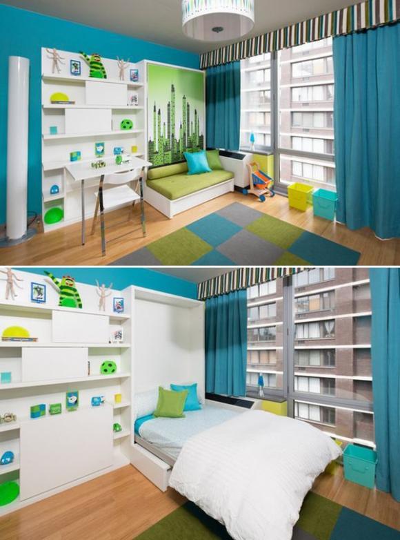 giuong am chiec chia khoa vang cho khong gian song nho jpg5 Thiết kế giường âm   chiếc chìa khoá vàng cho không gian sống nhỏ