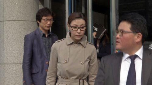 Mỹ nữ bán dâm,Sung Hyun Ah,Sao hàn bán dâm,Á hậu hàn bán dâm