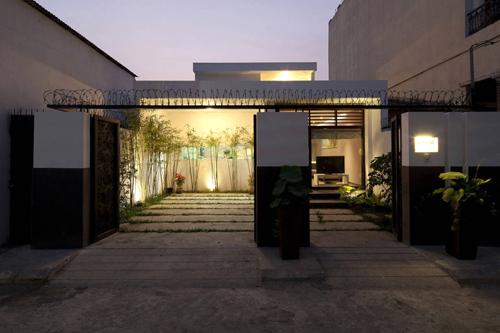 1403766269 5 jpg10 Tham quan ngôi nhà 255m2 kiểu Nhật tuyệt đẹp ở Gò Vấp