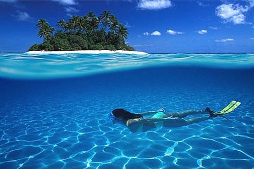 Thiên đường bơi lội,Du lịch mùa hè,Cộng hòa Maldives
