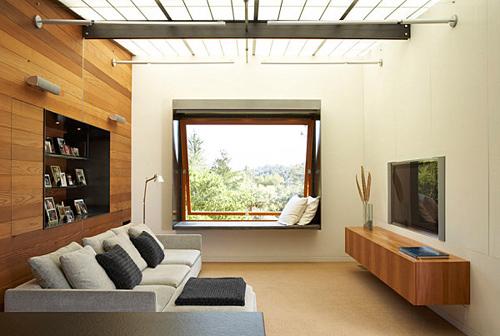 1405133388 14 jpg13 Cùng nhìn qua 20 mẫu kệ đồ phù hợp với TV treo tường