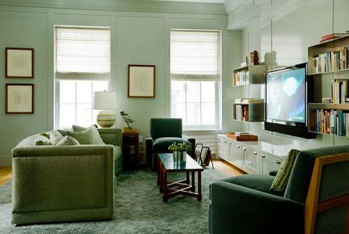 1405133388 6 jpg5 Cùng nhìn qua 20 mẫu kệ đồ phù hợp với TV treo tường