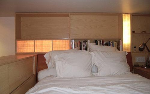 1405305113 can canh 3 jpg2 Chiêm ngưỡng cận cảnh căn hộ 22 m2 có cả phòng đọc sách
