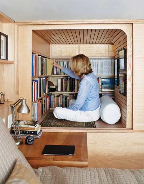 1405305113 can canh 5 jpg4 Chiêm ngưỡng cận cảnh căn hộ 22 m2 có cả phòng đọc sách