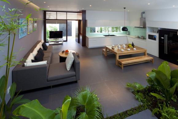 e2937c91405302684660x0 jpg8 Thiết kế không gian xanh tiện nghi trong nhà ống ở Sài Gòn