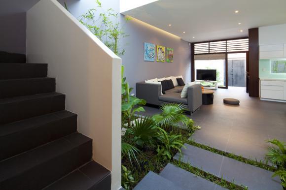 f8b60b81405302684660x0 jpg7 Thiết kế không gian xanh tiện nghi trong nhà ống ở Sài Gòn