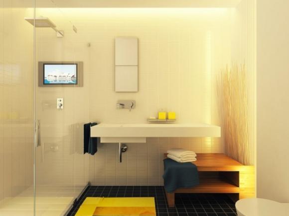 can ho 29m tuyet dep voi gam mau nha nhan jpg10 Tham quan căn hộ 29m² tuyệt đẹp với gam màu nhã nhặn