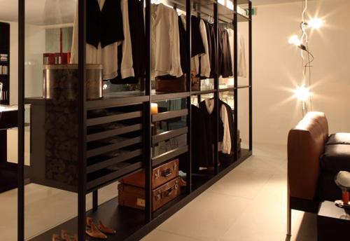 1404448436 10 jpg9 Gợi ý thiết kế tủ quần áo mở lý tưởng cho phòng ngủ nhỏ