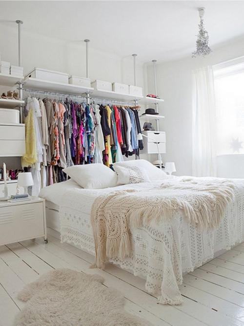 1404448436 8 jpg7 Gợi ý thiết kế tủ quần áo mở lý tưởng cho phòng ngủ nhỏ