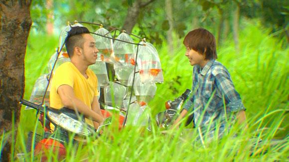 Vừa đi vừa khóc,5 cặp đôi không tưởng tượng nổi của Vừa đi vừa khóc,phim Việt,điện ảnh Việt