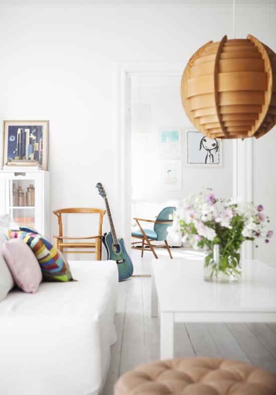 Chiêm ngưỡng vẻ đẹp lãng mạn của ngôi nhà vintage ở Thụy Điển 2