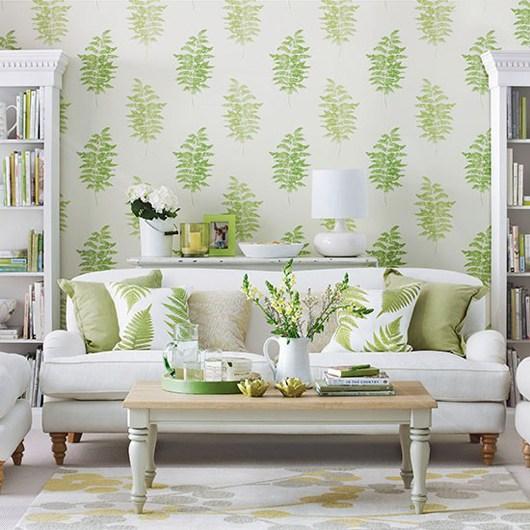 thay ao6 1402373004 jpg5 Gợi ý trang trí phòng khách đơn giản mà nổi bật