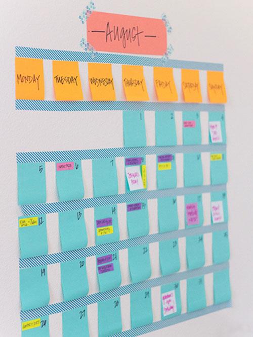 Những cuốn lịch tự chế độc đáo nhất cho 2015 - 4