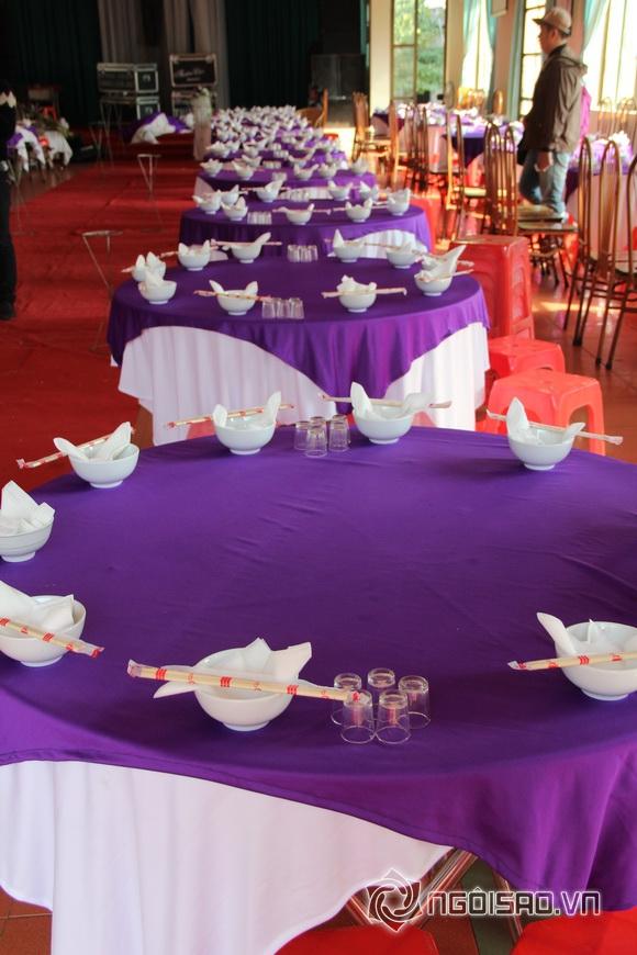 đám cưới Thủy Tiên, Công Vinh Thủy Tiên, đám cưới Công Vinh Thủy Tiên, quang cảnh tiệc cưới Công Vinh, Công Vinh, Thủy Tiên, tiệc cưới Thủy Tiên