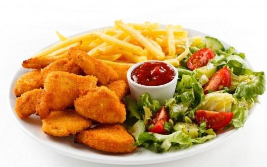 Ung thư dạ dày, Bí quyết khỏe mạnh, Chế độ ăn uống