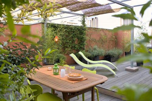 1420257143 1 Tham quan ốc đảo xanh thiên đường trên sân thượng ở Ý