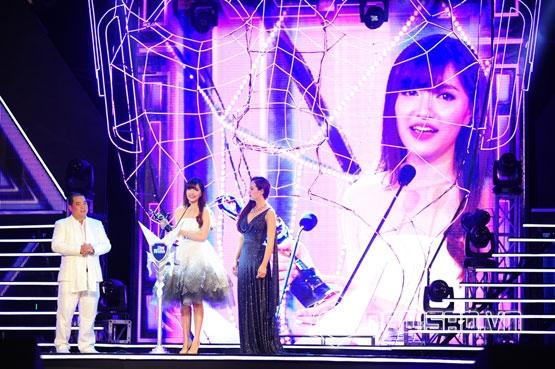 giải thưởng âm nhạc trực tuyến Zing 2014,  Trót yêu , Trung Quân Idol, Zing Music Awards 2014