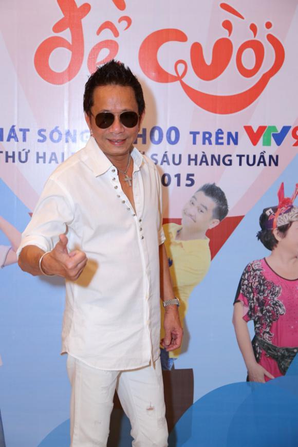 sao Việt, danh hài Bảo Chung, Bảo Chung về nước, Bảo Chung tái xuất, Gặp nhau để cười, Phi Phụng, Tiết Cương, hoa hậu Thu Hoài