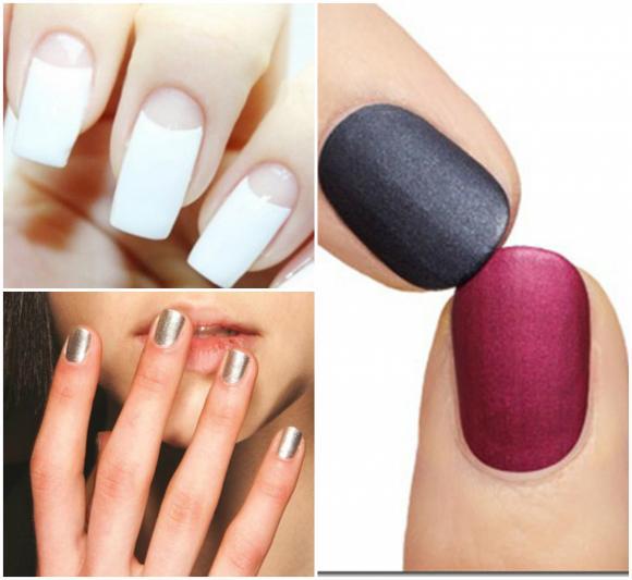 Mẹo nhỏ chọn màu nail phù hợp với làn da